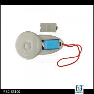 Handheld Dog Rfid Reader, LF White Eid Tag Reader For Animal Microchip