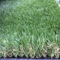 Buy cheap Fake Artificial Grass Carpet / Fake Grass Rug Outdoor Indoor 4*25m 2*25m product