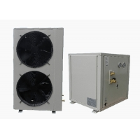 Buy cheap Meeting 12kw 18kw Dc Split System Heat Pump Air To Water For Domestic Hot Water product