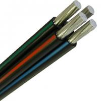 Buy cheap 0.6/1kv PVC/PE/XLPE Insulated ABC Cable Wire IEC Standard product