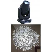 Buy cheap Moving Head LED Stage Lights / LED Moving Head Lights 3 Gobo Wheels 2 Color Wheels product
