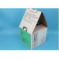 Buy cheap Laboratory Medical Specimen Shipping Boxes / Special Sample Drop Box For Transport product