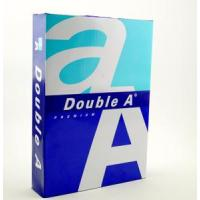Buy cheap high quality Double A A4 paper 80 gsm product