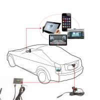 Buy cheap wifi rear view camera/backup camera for android/ios device from wholesalers