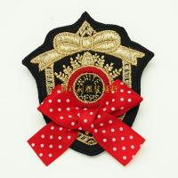 Buy cheap Decorative Clothing Embroidered Patches Embroidered Badges No Minimum product