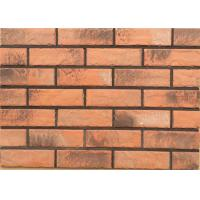 Buy cheap 3DWN02 Solid exterior veneer brick wall wear resistance for house building design product