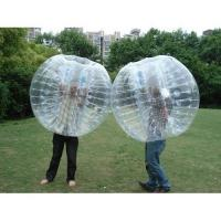 Buy cheap Custom Water Proof Giant Human Inflatable Bumper Bubble Ball For Adults product