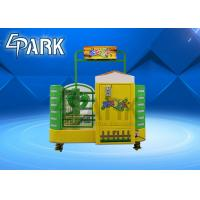 Buy cheap English Version Amusement Game Machines Coin Operated Touch Screen product