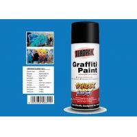 Buy cheap Lsuzu Blue Color Fast Drying Spray Paint With 10 Minute Tack Free Time product