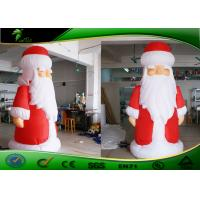 Buy cheap Halloween Inflatable Decorations Outdoor Santa Claus For Christmas product