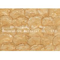 Buy cheap Customised Size Soft PET Decorative Door Film Natural Style Moisture Proof product