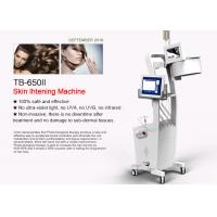 Buy cheap Diode Laser Hair Growth Machine With Analyzer Screen / Laser Hair Loss Equipment product