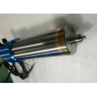 Soft Metal Polishing Water Cooled Spindle , 1.2KW Precision Spindle 100000 MAX RPM