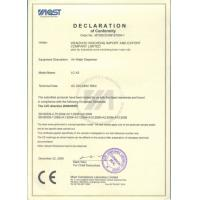 Ruian Liancheng Machinery Factory Certifications
