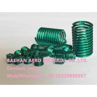 Buy cheap Hot sale  stainless steel free-running threaded inserts and screw thread coils with high quality and best price product