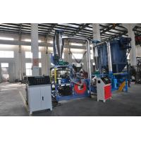 Buy cheap Low Consumption Plastic Pulverizer Machine With Feeding Equipment , Blades from wholesalers