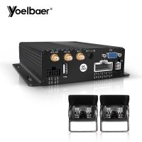 Buy cheap 8 Channel Vehicle DVR Camera System With AHD External Interior Camera product