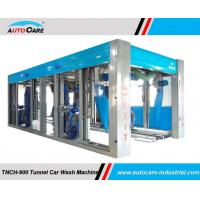 Buy cheap Automatic Tunnel Car Washing  Machine For Sales To Nigeria/Automated Car Washer With Chain Conveyor product