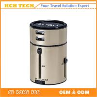 China Festival Electronic Promotional Gift Travel Adapter on sale