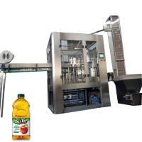 Buy cheap Small Aseptic Juice Beverage Filling Machine For 30 - 90 Mm Diameter Bottle from wholesalers
