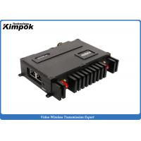 Buy cheap Multi Link IP MESH Communication Robust Ethernet Wireless Transceiver up to 40MHz product