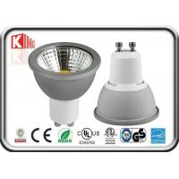 Buy cheap GU10 COB LED 7W Led Indoor Spotlight Bulbs 80Ra Epistar for home lighting product