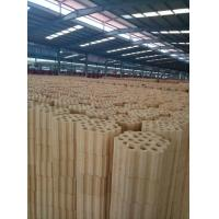 Buy cheap High Temperature Resistance Silica Refractory Bricks Varius Shapes Light Yellow Color from wholesalers