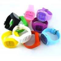 Buy cheap silicone waterproof watch for chirstmas product