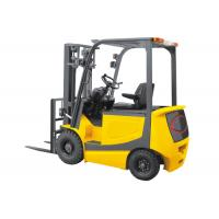 Buy cheap Wide View Mast Electric Powered Forklift , Electric Lift Truck Multi Function product