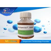 Buy cheap Yellowish Wetting And Dispersing Agent For Organic Pigments Improving Color Strength product
