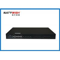 Buy cheap Service - Integrated OLT Optical Line Terminal 4 Uplink 10GE Ports 8 PON Ports product
