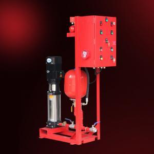 Buy cheap Eaton UL Fire Jockey Pump Control Cabinet Can Be Added NFPA20 EN12845 product