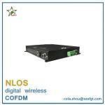 Buy cheap full duplex TDD-COFDM two way video data link for UAV communication product