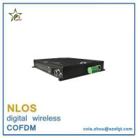 Buy cheap full duplex TDD-COFDM two way video data link for UAV communication from wholesalers