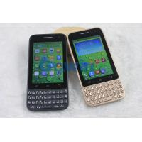 Buy cheap Android MTK6572 Chip Dual Core Smartphones Dual Camera 3G Talk 3.5 Inch HVGA product