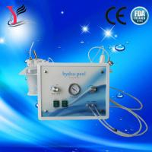 China Portable Hydro Diamond Dermabrasion Microdermabrasion Water Skin Peel Facial Care Machine on sale