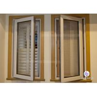 Buy cheap Aluminum Swing Window Casement Windows Opening Outside Aluminium Entrance Doors product