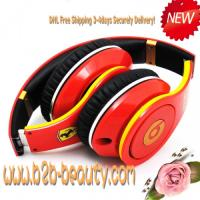 Buy cheap Monster Beats By Dre Lamborghini Edition Headphones--RED product