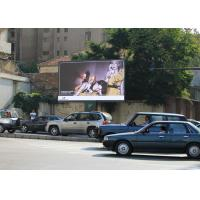 Buy cheap Advertising led billboard Outdoor Full Color Led Display For Vivid Pictures And from wholesalers