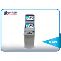 Buy cheap 22 inch smart internet self service payment kiosk with Windows system product