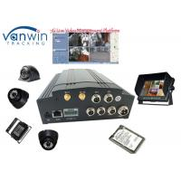 Quality H.264 8ch cctv tvt 3G Mobile DVR with WiFi Module support online gps navigation for sale