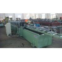 Buy cheap Octagaonal Tube Metal Roll Forming Machines Input Galvanized Steel Sheet product