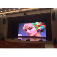 Buy cheap Ultra Thin Indoor LED Video Wall 1000 Nits With Die Casting Aluminum from wholesalers