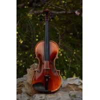 Buy cheap Free shipping Tianyin Brand New Arrival  Master Violin, violino 4/4 Oil varnish musical instruments product