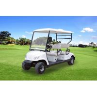 Buy cheap Customized Logo Electric Club Car Carts For Tourist Resorts 24km/H Speed product