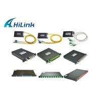 Buy cheap 1260nm - 1620nm 20 CWDM Mux Demux Module For Telecom Networks from wholesalers