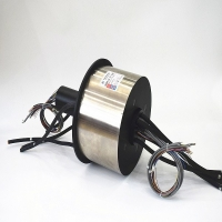 Buy cheap Stainless Steel Aluminium 380VAC High Amp Slip Ring product