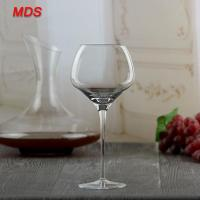 Buy cheap High quality handmade high end lead-free crystal red wine glass product