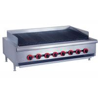 Buy cheap Counter Top Gas Char Broiler Durable Barbeque Gas Griller With Oil Collector product