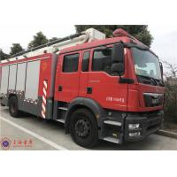 Buy cheap Isuzu FTR34L Fire Rescue Ladder Truck 4x2 Drive With Single Row Cab product